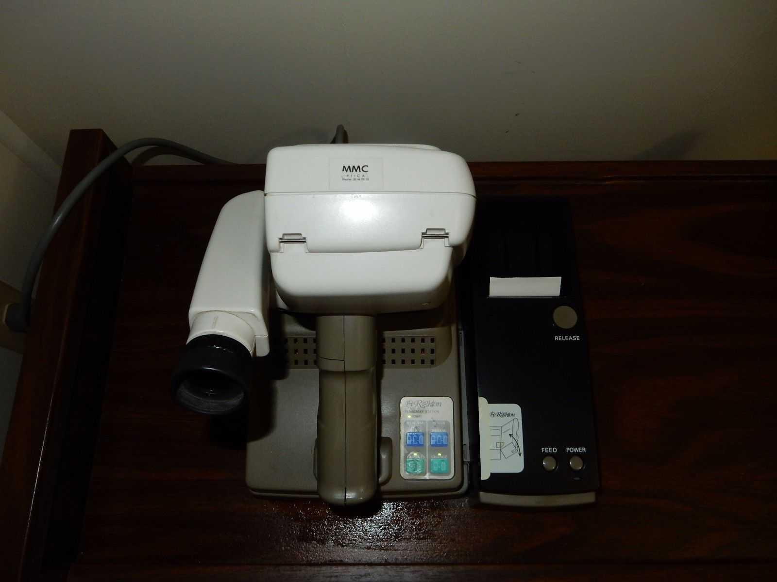 Nikon Retinomax K-plus 2 Auto feuerfest Keratometer