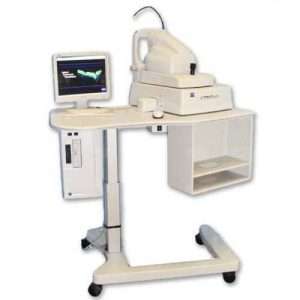 CARL ZEISS Stratus OCT III Tomographer with 7.0 Software