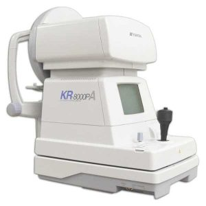 Topcon KR-8000PA Autorefractor Keratometer