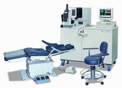 Nidek EC5000 Excimer Laser System