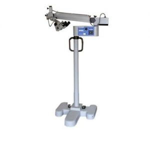 Zeiss OPMI 1 FC OPHTHALMIC MICROSCOPE with S21 Floor Stand