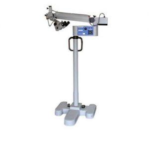 Zeiss Opmi 1 FC microscopio oftálmico con soporte de piso S21