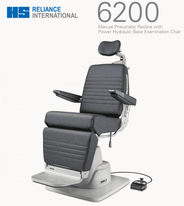 RELIANCE 6200 EXAM CHAIRS