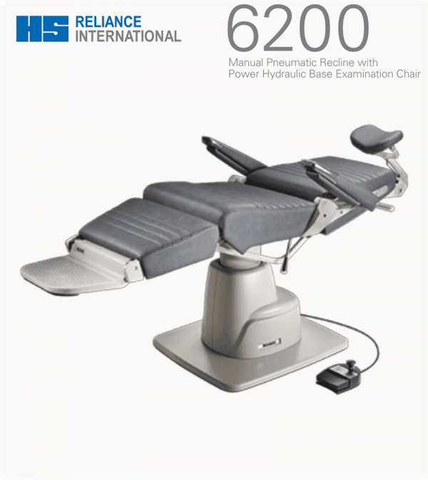 RELIANCE 6200 EXAM CHAIRS a
